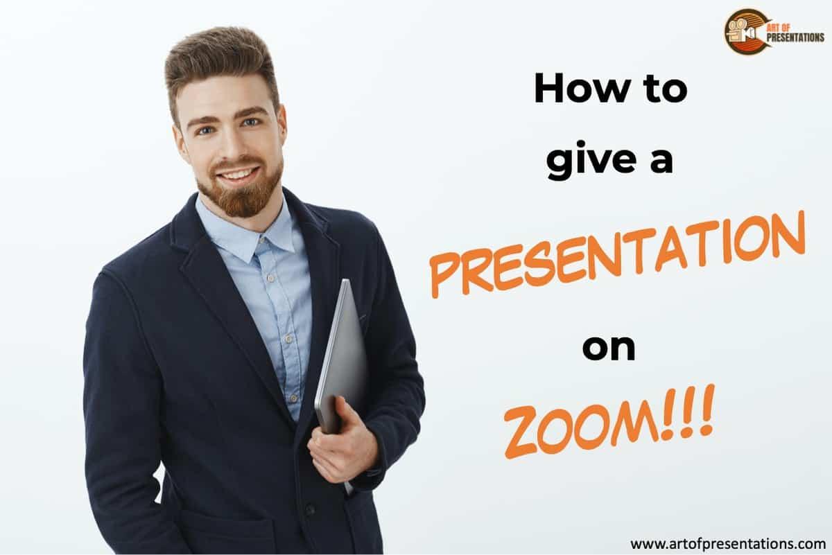 Deliver an Excellent Presentation on Zoom