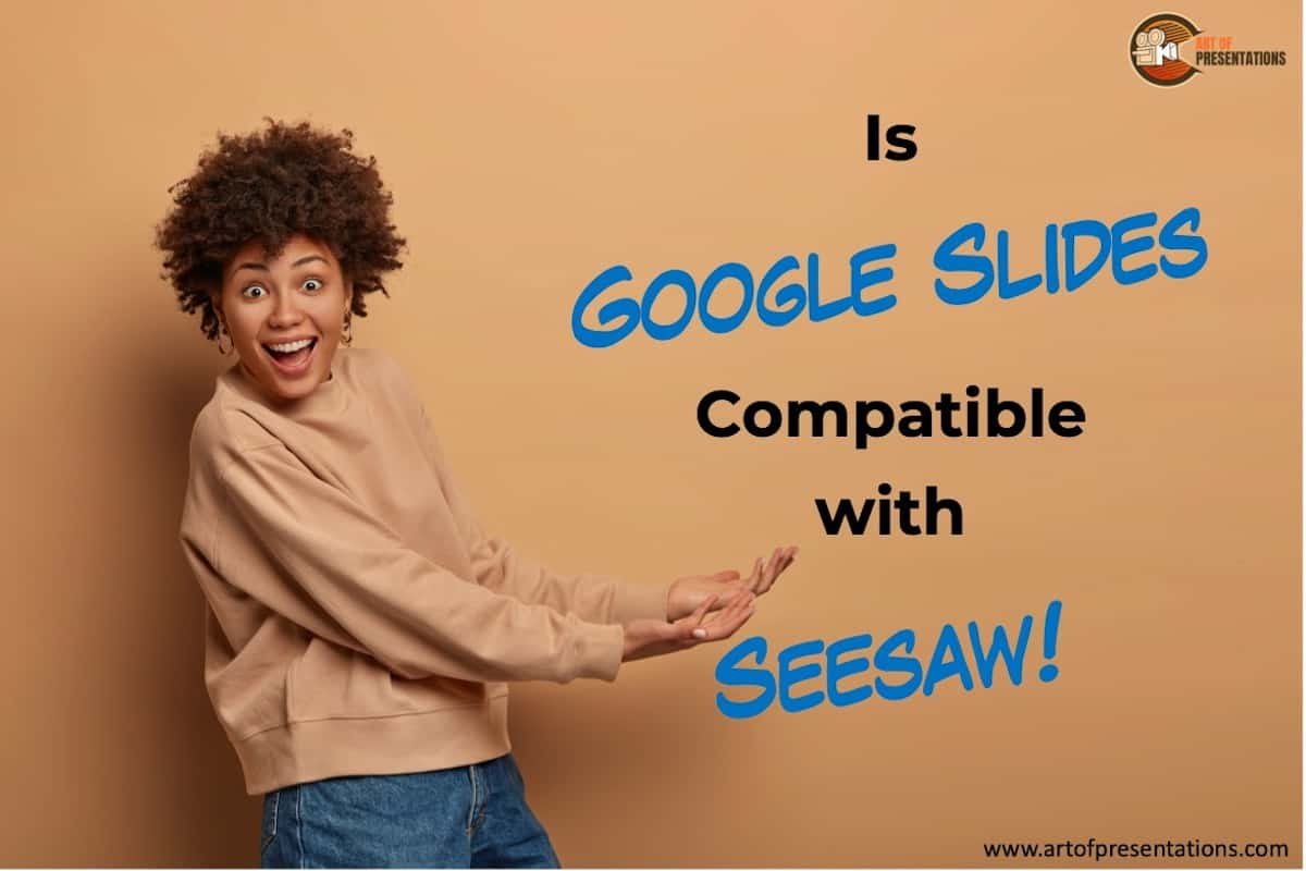 Does Google Slides work with Seesaw