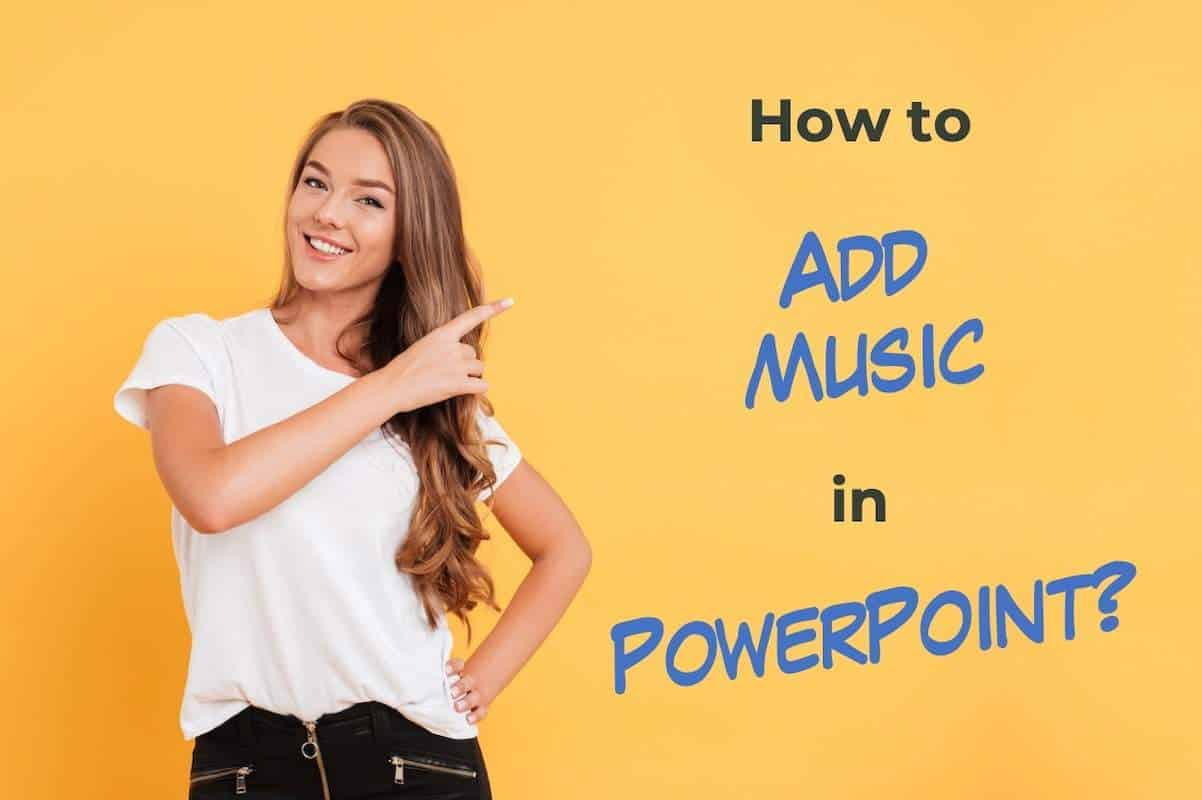 How to Add Music in PowerPoint