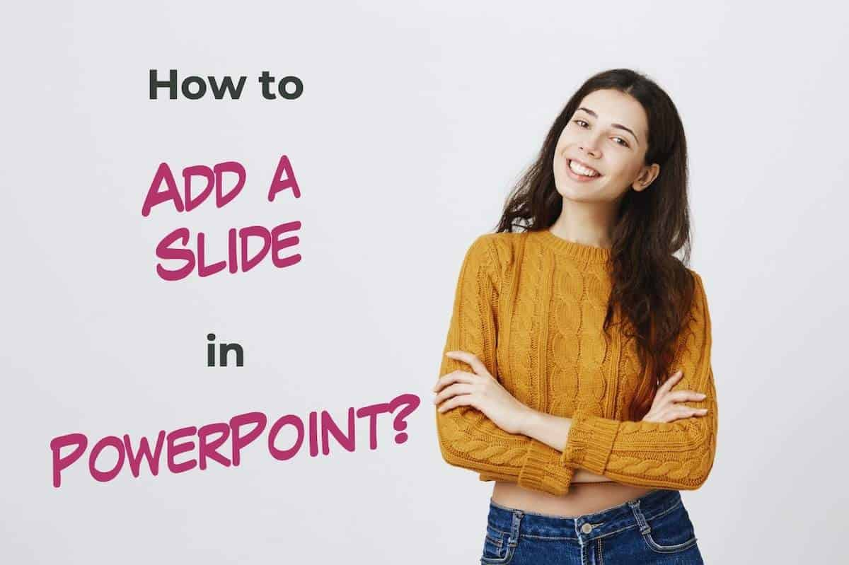 How to Insert a Slide in PowerPoint