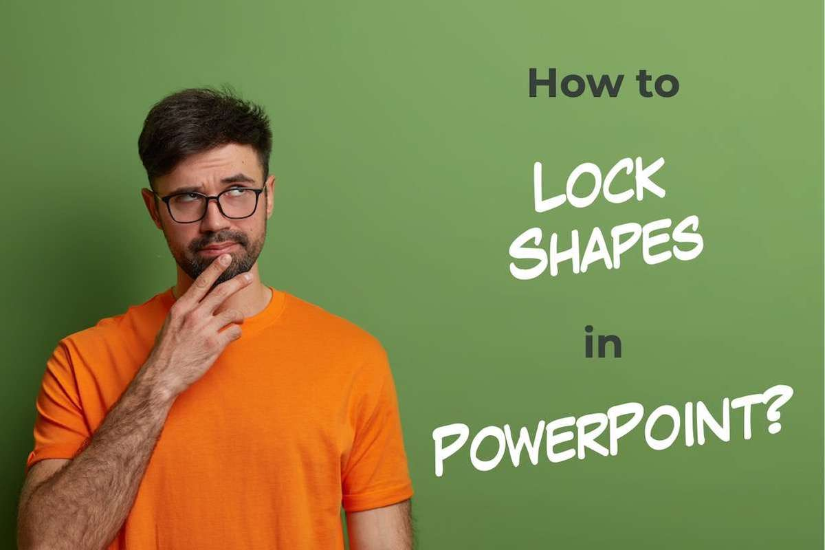 How to Lock Shapes in PowerPoint