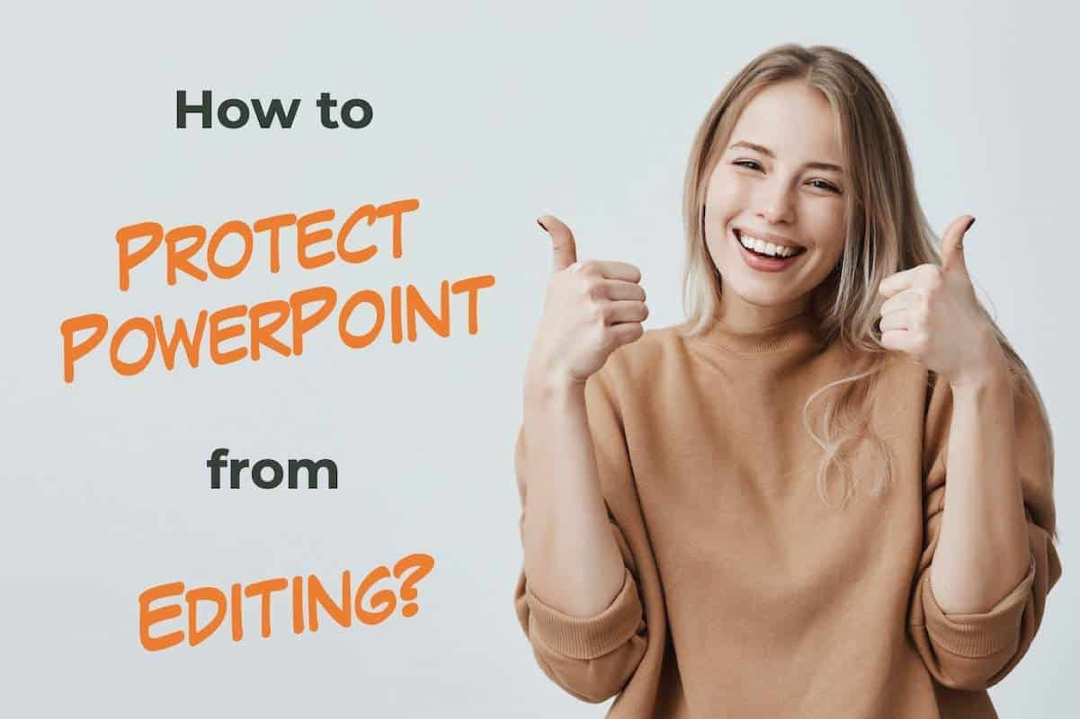 How to Protect PowerPoint Presentation
