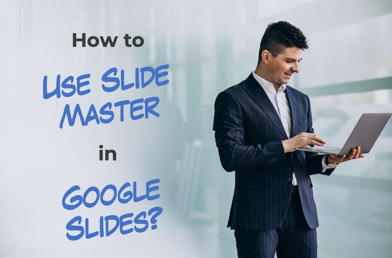 Slide master in Google Slides